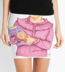 Barb from Stranger Things Portrait Mini Skirt