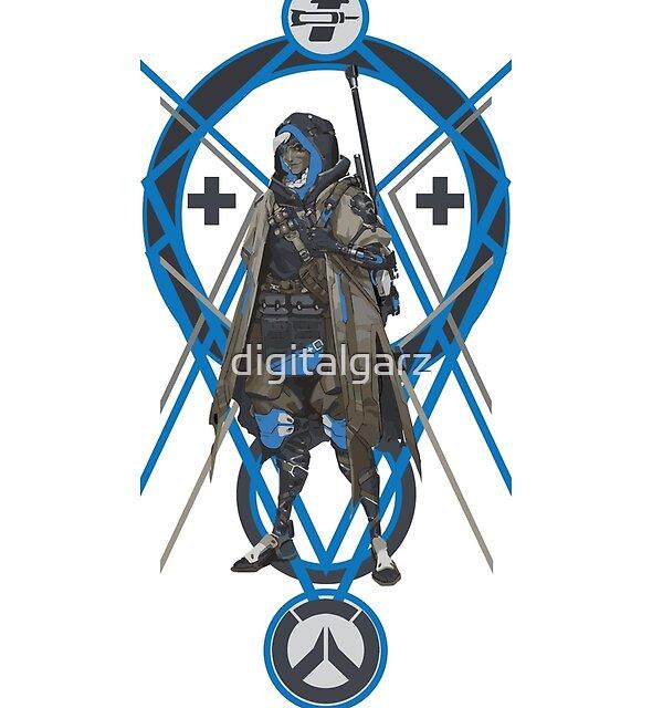 Sniper Healer by digitalgarz