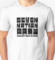 Seven Nation Army The White Stripes Lyrics T-Shirt