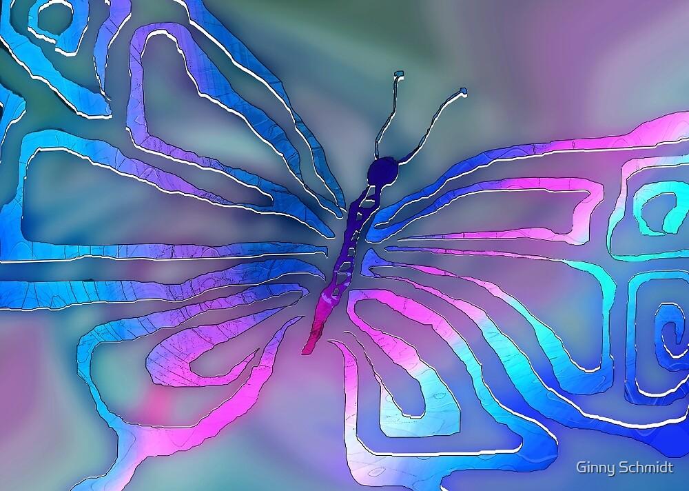 Mystic Moth by Ginny Schmidt