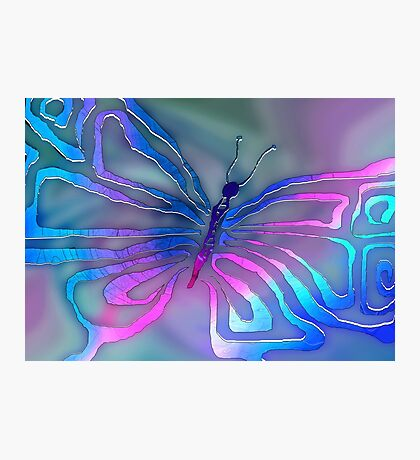 Mystic Moth Photographic Print