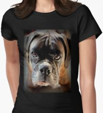 Boxer-Serie Tailliertes T-Shirt