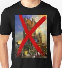 X out the overlay concept T-Shirt