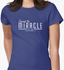 The Leftovers - Travel To Miracle Womens Fitted T-Shirt