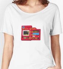 Pokedex  Women's Relaxed Fit T-Shirt