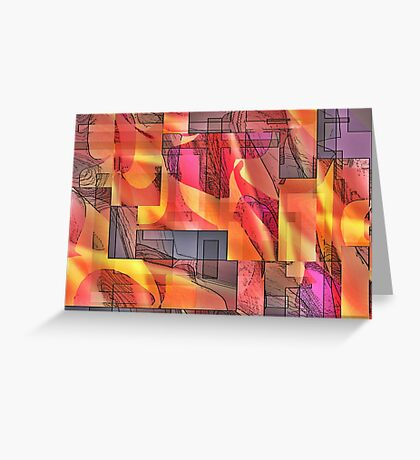 Fire Within Greeting Card