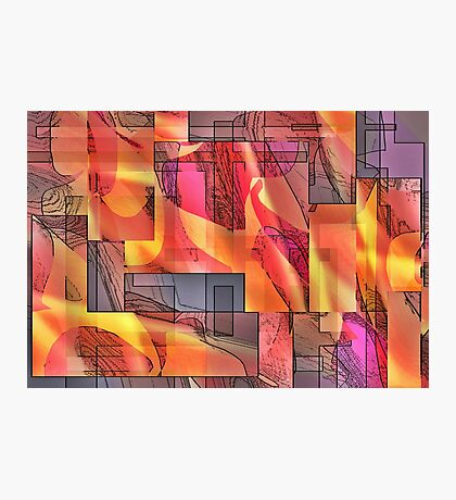 Fire Within Photographic Print