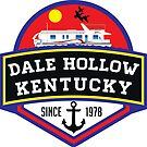 DALE HOLLOW LAKE KENTUCKY ANCHOR KY NAUTICAL HOUSEBOAT BOATING  by MyHandmadeSigns