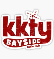 KKTY Bayside - Saved by the Bell Sticker