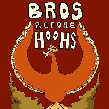 Bros Before Ho-ohs 2015 Red by ZipKino