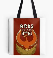 Bros Before Ho-ohs 2015 Red Tote Bag