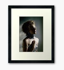 The Yearning That Fades Framed Print