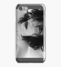 The Realm In-between - Self Portrait iPhone Case/Skin