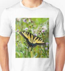 Eastern Tiger Swallowtail Butterfly T-Shirt