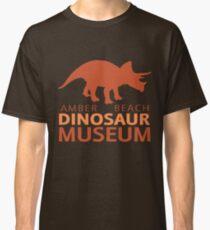Amber Beach Dinos Classic T-Shirt