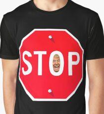 STOP TRUMP Graphic T-Shirt