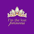 The Lost Princess (Purple) by lunalalonde