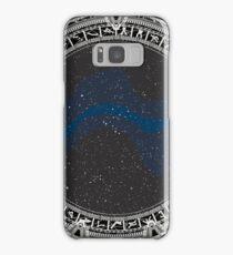 Stargate (white) Samsung Galaxy Case/Skin