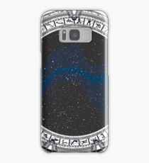 Stargate (black) Samsung Galaxy Case/Skin