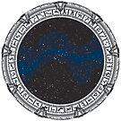 Stargate (black) by boogiebus