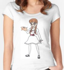 Annabelle Women's Fitted Scoop T-Shirt