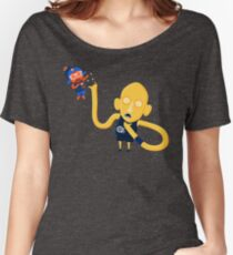 Reggie Miller Chokes Spike Lee Women's Relaxed Fit T-Shirt
