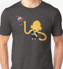 Reggie Miller Chokes Spike Lee T-Shirt