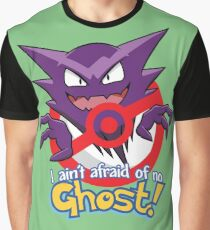 Haunter Busters! Graphic T-Shirt