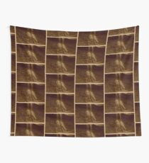 Blue Hen Falls in Sepia Wall Tapestry