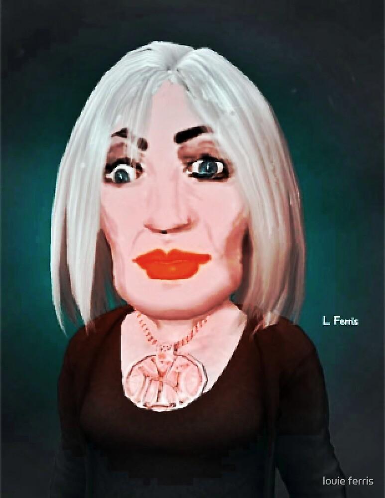 My Ex by louie ferris