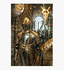 More Armour at the Tower Photographic Print