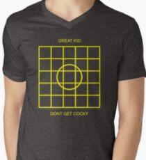 Falcon Targeting System Mens V-Neck T-Shirt