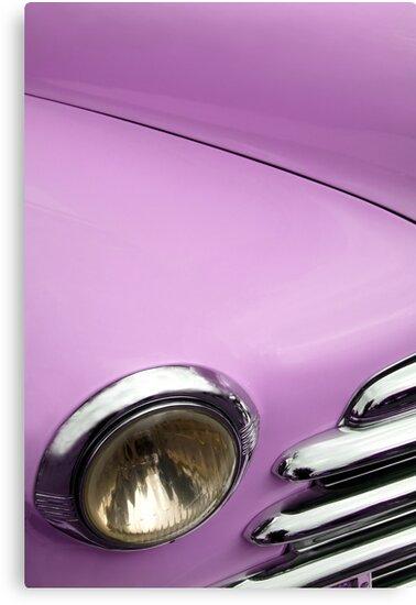 antique car fender by sumners