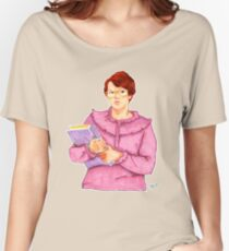 Barb from Stranger Things Portrait Women's Relaxed Fit T-Shirt