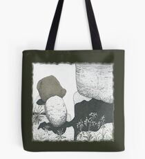 A Boulder Composition Tote Bag