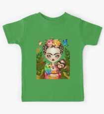Frida Querida Kids Tee