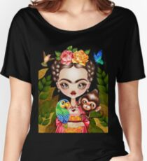 Frida Querida Women's Relaxed Fit T-Shirt