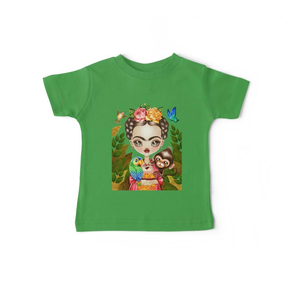 «Querida Frida» de sandygrafik
