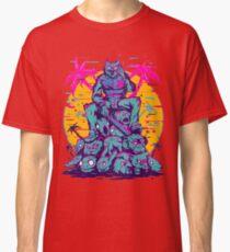 Hotline Miami - Owl Mask Classic T-Shirt