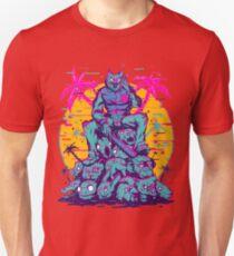Hotline Miami - Owl Mask T-Shirt