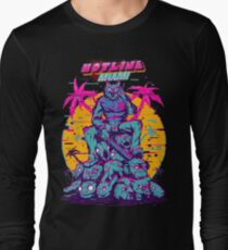 Hotline Miami Long Sleeve T-Shirt