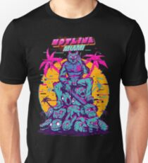 Hotline Miami Slim Fit T-Shirt