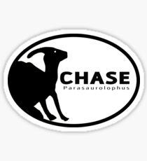 Dino Bite Chase Sticker