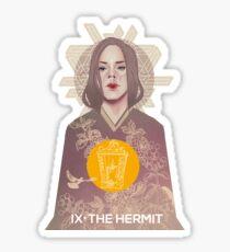 HERMIT Sticker