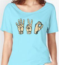 420 Hands Women's Relaxed Fit T-Shirt