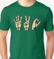 420 Hands Unisex T-Shirt