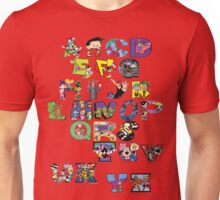 Saturday Morning Cartoons! Unisex T-Shirt