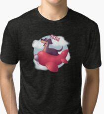 Dog of wisdom Tri-blend T-Shirt