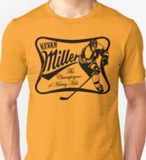 Kevan Miller Time (Bruins) - Fanned Shots Sports Apparel T-Shirt