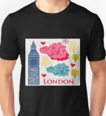 London Romantic 578 T-Shirt